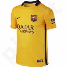 Marškinėliai futbolui Nike FC Barcelona Away Stadium Jersey Junior 659028-740