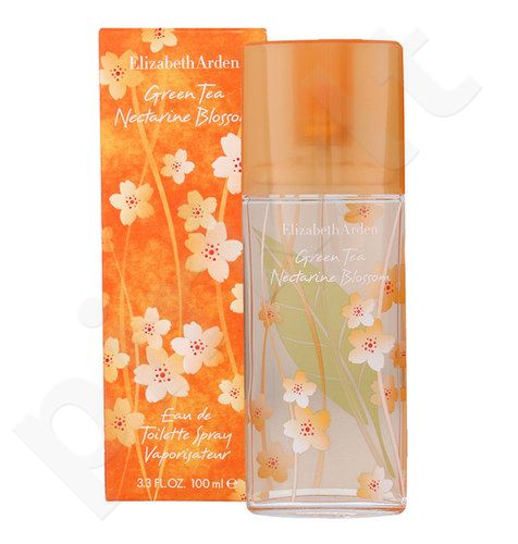 Elizabeth Arden Green Tea Nectarine Blossom, EDT moterims, 100ml