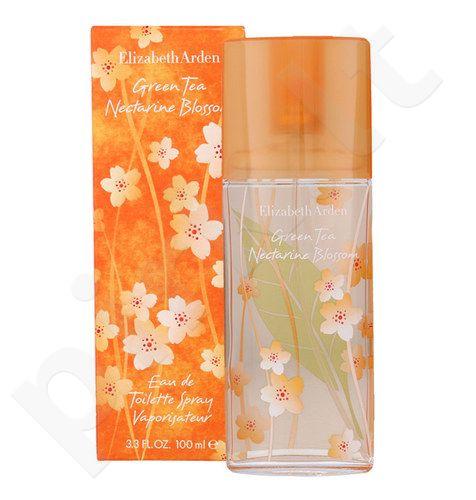 Elizabeth Arden Green Tea Nectarine Blossom, EDT moterims, 100ml