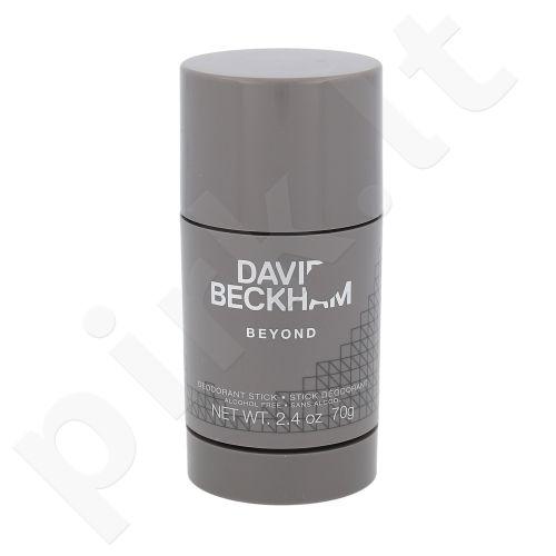 David Beckham Beyond, dezodorantas vyrams, 75ml