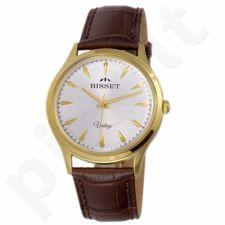 Vyriškas laikrodis BISSET Vintage BSCE57GISX05BX