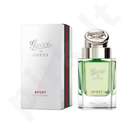 Gucci By Gucci Sport, tualetinis vanduo (EDT) vyrams, 50 ml