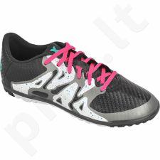 Futbolo bateliai Adidas  X 15.3 TF Jr S78187