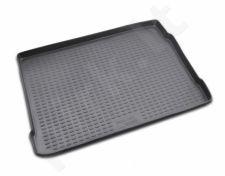 Guminis bagažinės kilimėlis RENAULT Megane hb 2002-2009  black /N32013
