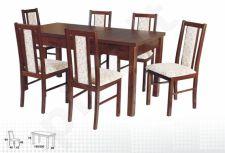 Stalas MODENA I + 6 kėdės BOSS XIV