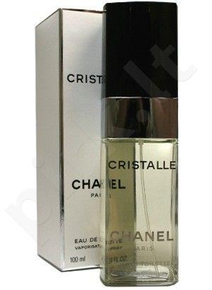 Chanel Cristalle, tualetinis vanduo (EDT) moterims, 100 ml