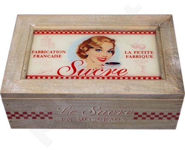 Dėžutė 7x20x12,5 cm