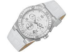 Esprit EL101822F01 Pherousa White moteriškas laikrodis Chronograph