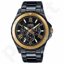 Vyriškas laikrodis Casio MTD-1075BK-1A9VEF