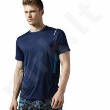 Marškinėliai treniruotėms Reebok Work Out Ready Tech Top M AY2412