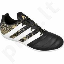 Futbolo bateliai Adidas  ACE 16.3 IN Leather M S76563