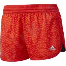 Šortai sportiniai Adidas 100M Dash Knit Short Printed W BP9315