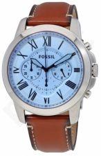 Laikrodis FOSSIL  GRANT vyriškas kvarcinis chronografas