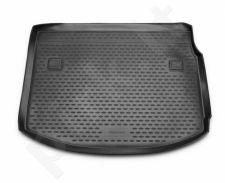 Guminis bagažinės kilimėlis RENAULT Megane hb 2010-2016 black /N32015