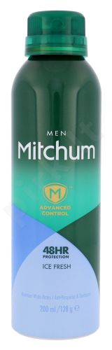 Mitchum Advanced Control, Ice Fresh, antiperspirantas vyrams, 200ml