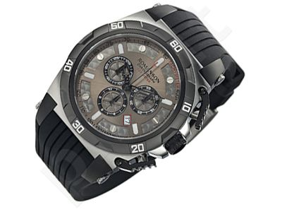 Romanson Active AL2650HM1YAA9B vyriškas laikrodis-chronometras