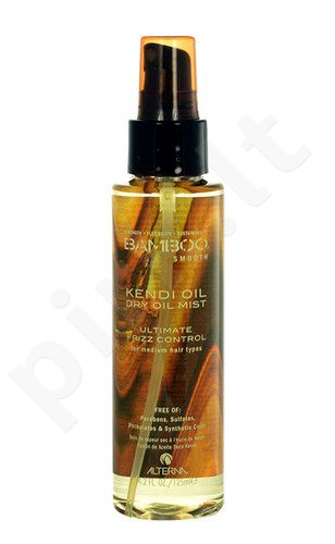 Alterna Bamboo Smooth Kendi Oil Dry Oil Mist, kosmetika moterims, 125ml