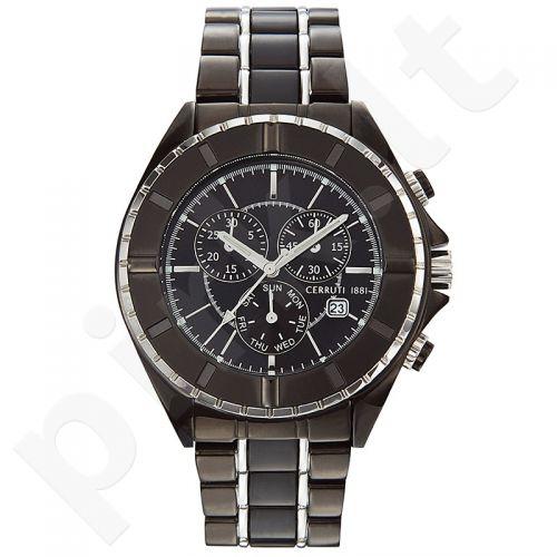 Vyriškas laikrodis Cerruti 1881 CRA006G221G