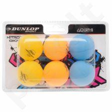 Stalo teniso kamuoliukai Nitro Glow funball,6vnt