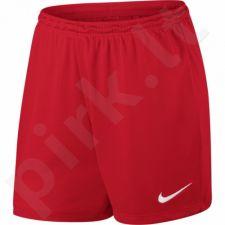 Šortai futbolininkams Nike Park Knit Short NB W 833053-657