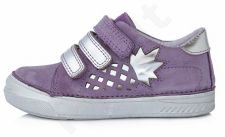 Auliniai D.D. step violetiniai batai 25-30 d. 040433am