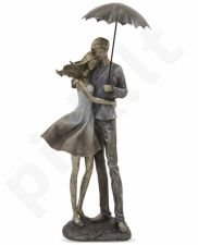 Statulėlė Pora su skėčiu