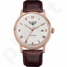 Vyriškas laikrodis ELYSEE Monumentum Automatic 77005