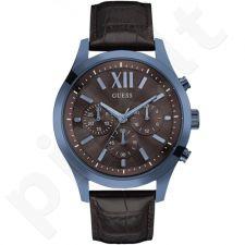 Guess Elevation W0789G2 vyriškas laikrodis-chronometras