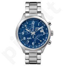 Timex Intelligent Quartz TW2P60600 vyriškas laikrodis-chronometras
