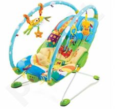 Vibro gultukas Tiny Love Gymini Bouncer