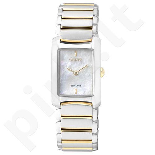 Moteriškas laikrodis Citizen EG2975-50D