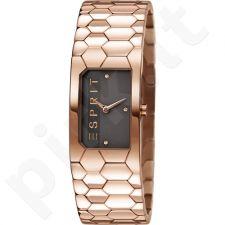 Esprit ES107882003 Houston Hexa Rose Gold moteriškas laikrodis