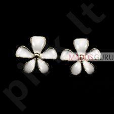 """Auskarai """"Gėlė"""