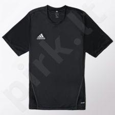 Marškinėliai futbolui Adidas Core Training Jersey M S22391