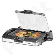 Cloer 6725 Barbecue Grill with glass lid CLoer