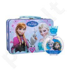 Disney Frozen rinkinys moterims ir vyrams, (EDT 100 ml + metalinė dėžutė)