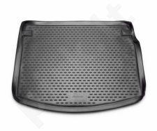 Guminis bagažinės kilimėlis RENAULT Megane Coupe 03/2010-2016 black /N32016