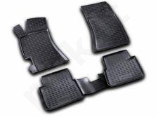 Guminiai kilimėliai 3D SUBARU Impreza 2007-2011, 4 pcs. /L59004