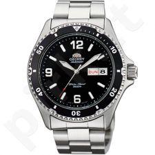 Orient Mako II automatinis FAA02001B9 vyriškas laikrodis
