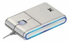 Pelė MODECOM Optinė MC-901 sidabrinė-mėlyna