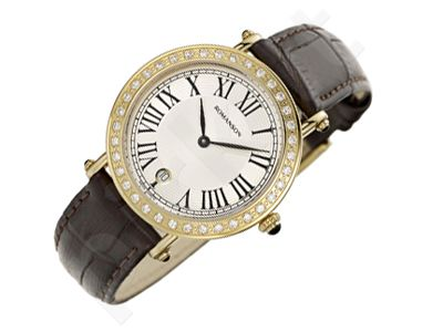 Romanson Classic RL1253QL1GA11B moteriškas laikrodis