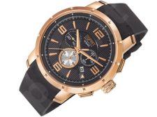 Esprit EL101921F03 Ourea Rose Gold vyriškas laikrodis-chronometras