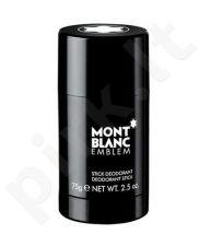 Mont Blanc Emblem, pieštukinis dezodorantas vyrams, 75ml