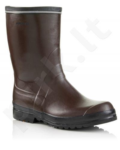Natūralaus kaukmedžio  vyriški guminiai batai VIKING RUGG(1-442-8)
