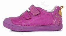 Auliniai D.D. step violetiniai batai 31-36 d. 049902el