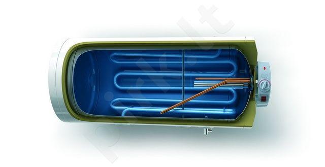 Elektrinis vandens šildytuvas GCHMS80 horizontalus kombinuotas