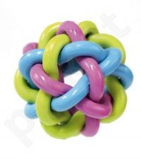 GUM TOY žaislas šunims TWISTED BALL 7.5 cm