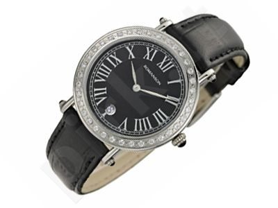 Romanson Classic RL1253QL1WA32W moteriškas laikrodis