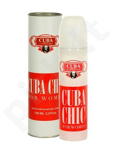 Cuba Chic, EDP moterims, 100ml