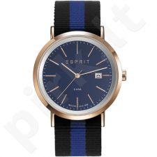Esprit ES108361003 Alan Rose Gold vyriškas laikrodis